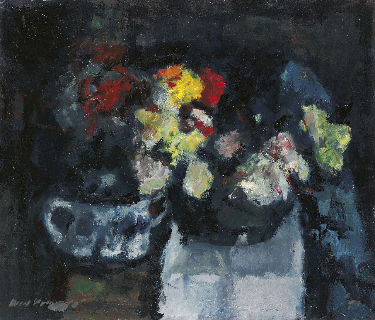 Bedwelming Verwey K. | Kees Verwey | Schilderijen te koop aangeboden &TW32