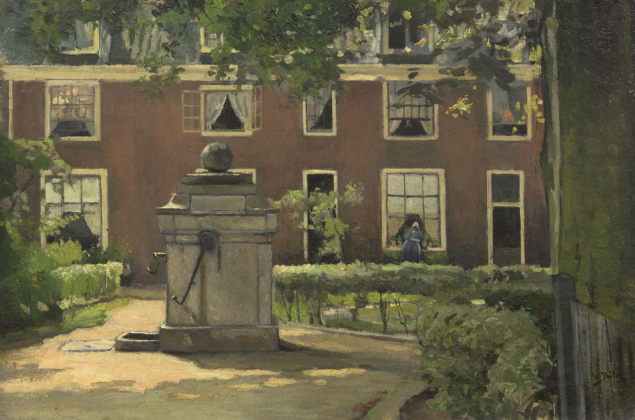 Tholen Wb Willem Bastiaan Tholen Schilderijen Te Koop