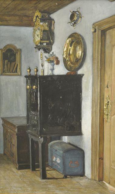 Huidige collectie schilderijen simonis buunk kunsthandel for Interieur 19e eeuw