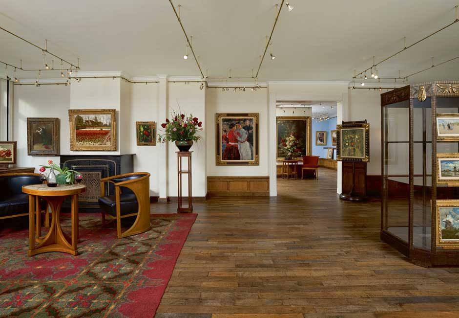 Salons van de 19e eeuw
