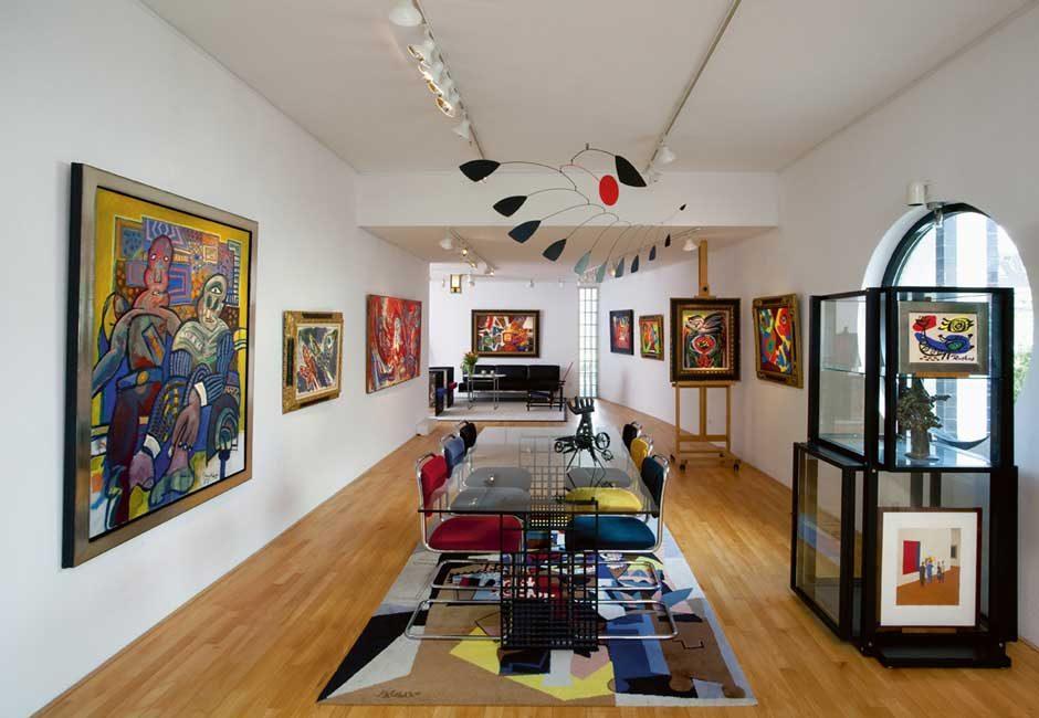 De Galerij van de Twintigste eeuw