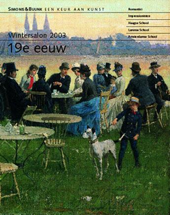 Wintersalon 19e eeuw-Najaar 2003