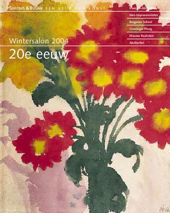 Wintersalon 20e eeuw-Najaar 2004
