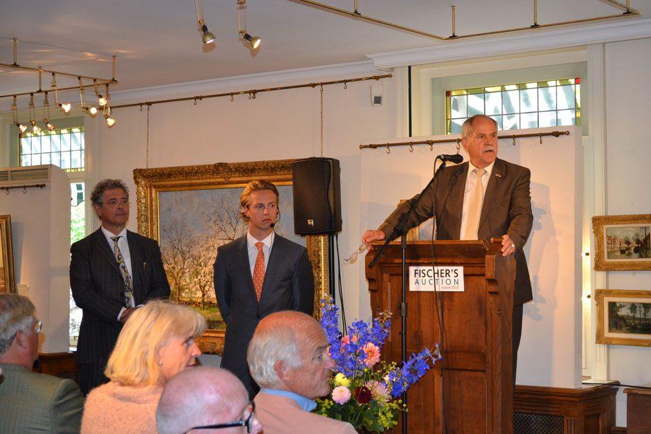 Frank Buunk, Kas Buunk en Klaas Mollema