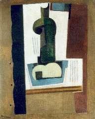 Rees O. van - Stilleven, olieverf op doek 41 x 33 cm , gesigneerd l.o. en te dateren ca. 1916-1917