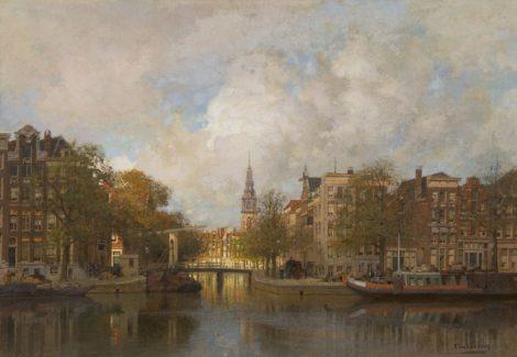Uitgelicht: Hollandse stadsgezichten - Kunsthandel Simonis en Buunk, Ede