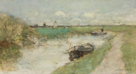 Ronald de Leeuw – De Haagse School - Kunsthandel Simonis en Buunk, Ede