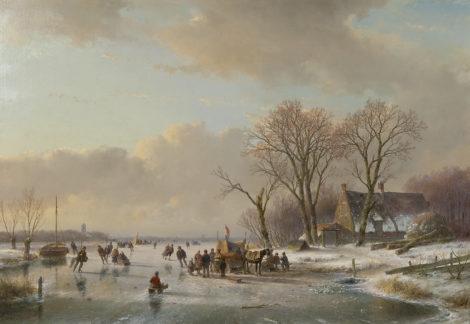 'It giet oan' deze winter? - Kunsthandel Simonis en Buunk, Ede
