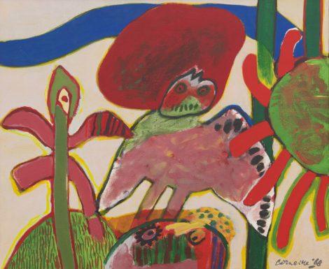 Kleuren die de mens opbeuren - Kunsthandel Simonis en Buunk, Ede