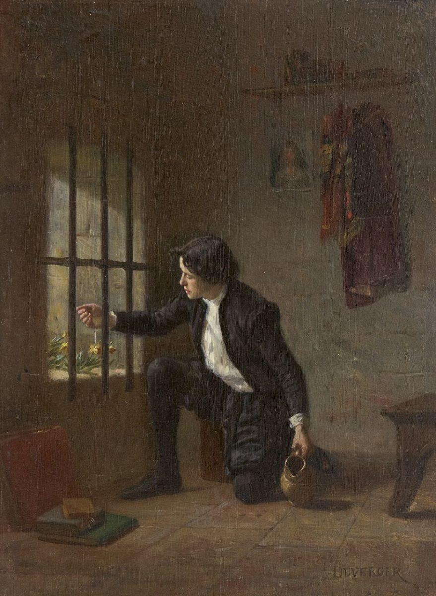 Théophile Emmanuel Duverger, Klein geluk
