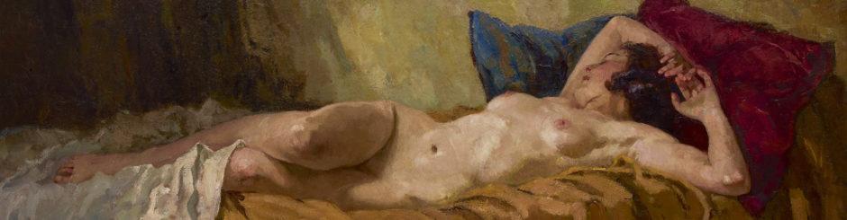 Vrouw, moeder, muze, model, zelfstandig kunstenaar