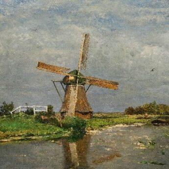 Haagse School schilderijen kopen