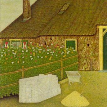 Naïeve schilderkunst schilderijen kopen