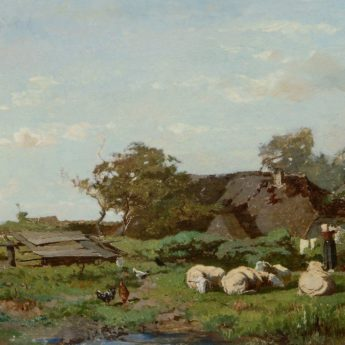 Oosterbeekse School schilderijen kopen