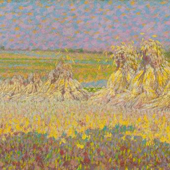 neo-impressionistische pointillistische schilderijen kopen