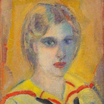 Jan Sluijters Schilderijen Portretten kopen