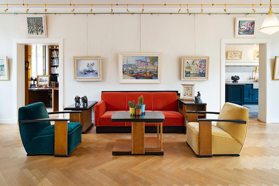 Notaris Fischer huis, Notaris Fischerstraat 27